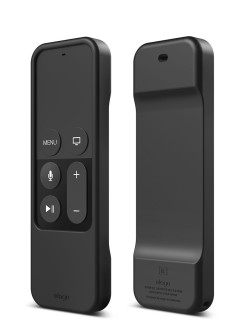 Чехол Elago для пульта Apple TV R1 Intelli case Black Elago