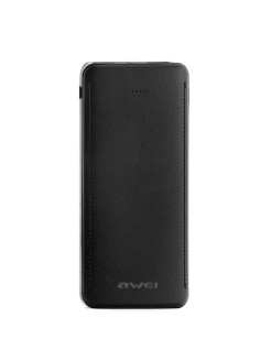 Power Bank 10000 mAh P99K Black AWEI