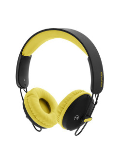Bluetooth наушники A800BL Yellow AWEI