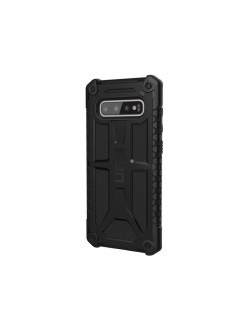 Protective UAG Monarch Case for Samsung Galaxy S10 Plus color black UAG
