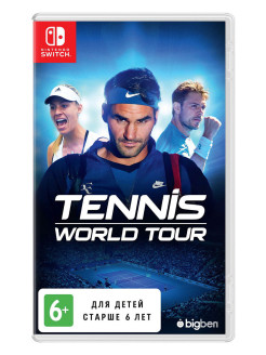 Игра Nintendo Switch Tennis World Tour NINTENDO