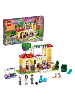 Конструктор LEGO Friends 41379 Ресторан Хартлейк Сити LEGO