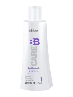 Шампунь BB CARE BLOND HOME, 300ml BB one