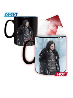 Кружка ABYstyle: Game of Thrones: Winter is here (HC) ABYMUG445 ABYstyle