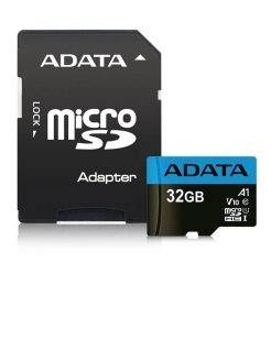 Карта памяти 32Gb AUSDH32GUICL10A1-RA1 A-Data