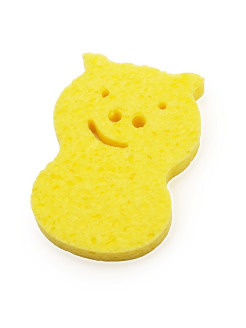 Мочалка Natural Bath Sponge Aton O2
