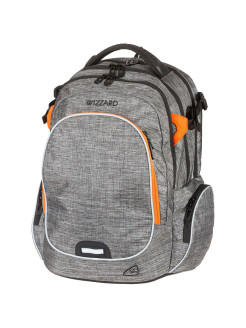 Рюкзак Walker Wizard Campus Grey Melange. Walker