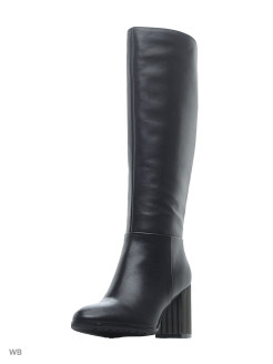 High boots, casual Pierre Cardin