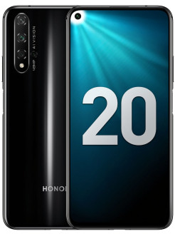 Смартфон 20: 6,26'' 1080x2340/IPS Kirin 980 6Gb/128Gb 48Mp/32Mp 3750 mAh Honor