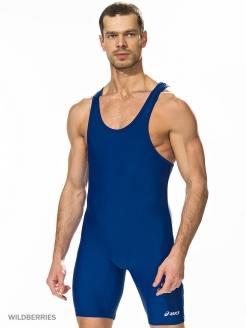 Борцовское трико SOLID MODIFIED SINGLET ASICS