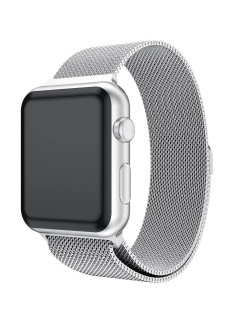 Ремешок EVA Milanese Loop Stainless Steel  для Apple Watch 38/40 mm Eva.