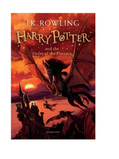 Foreign book, Harry Potter and the Order of the Phoenix Bloomsbury