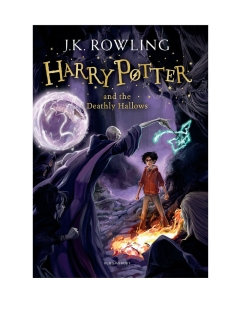 Foreign book, Harry Potter and the Deathly Hallows Bloomsbury