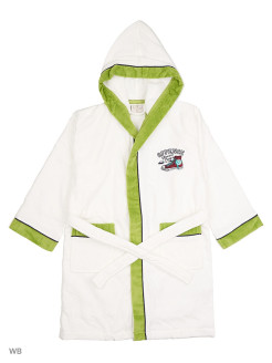 Bathrobe Offense Ecocotton