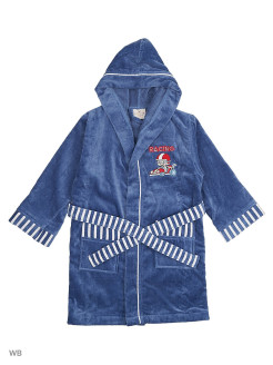 "Dressing gown ""Racer"" Ecocotton"