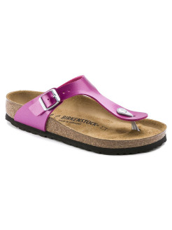 Пантолеты Gizeh BF Electric Metallic Magenta Regular BIRKENSTOCK