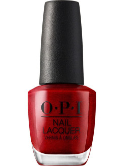 Лак для ногтей NLR53 An Affair In Red Square OPI