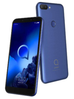 "Смартфон 1S 5024D: 5.5"" 1440x720/IPS Spreadtrum SC9850KL 3Gb/32Gb 13Mp+2Mp/5Mp 3000mAh Alcatel"