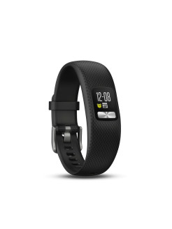 Фитнес-браслет GARMIN vivofit 4  Black L (010-01847-13) GARMIN