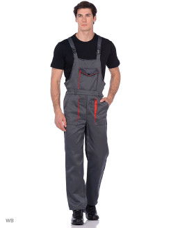 Semi-overalls are sports S.Berg