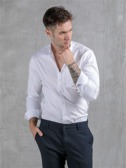 Сорочка Slim Fit Angelo Bonetti