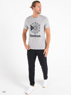 Футболка CL BIG LOGO TEE Reebok