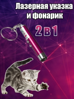 Toy for animals, laser pointer Beroma