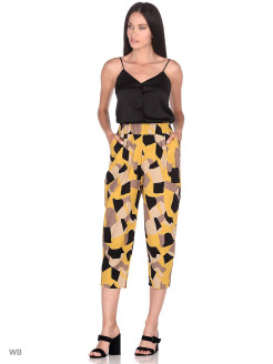 Cropped trousers CAFe`Moda