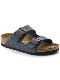 Биркенштоки Arizona Kids BF Nubuk Navy Regular BIRKENSTOCK