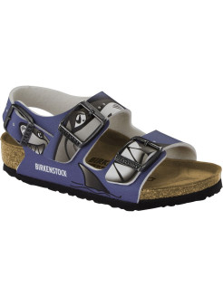 Сандалии Milano Kids BFDD Lovely Shark Blue Regular BIRKENSTOCK