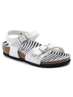 Сандалии Rio Kids BF Nautical Stripes White Regular BIRKENSTOCK