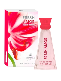 Туалетная вода Fresh Amor, 40ml APPLE PARFUMS