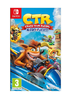 Crash Team Racing Nitro-Fueled [Nintendo Switch, английская версия] Activision