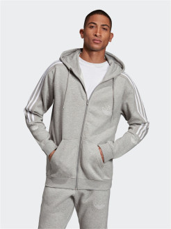 Толстовка OUTLINE FZH FLC adidas