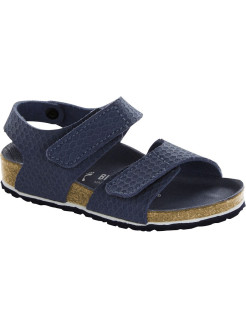 Сандалии Palu Kids MF Hexagon Tech Blue Narrow BIRKENSTOCK