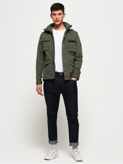 Ветровка ROOKIE CLASSIC 4 POCKET JACKET Superdry