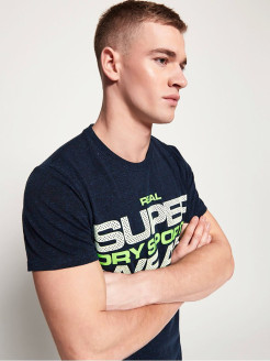 Футболка HIGHGLOSS SPORT TEE Superdry