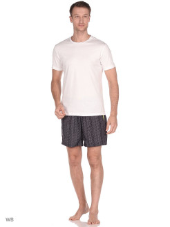 Shorts with zip pockets A-sport