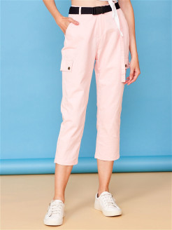 Cropped trousers Abby