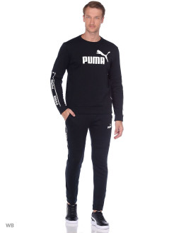Свитшот Amplified Crew FL PUMA