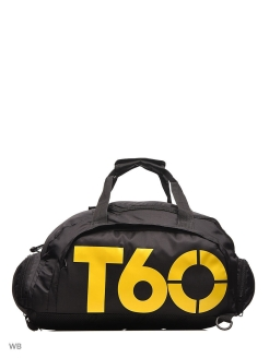 Сумка T-60 Black/Yellow Athletic pro.