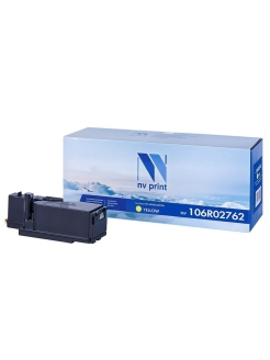 Картридж NVP совместимый NV-106R02762 Yellow для Phaser 6020/6022/ / WorkCentre 6025 NV Print
