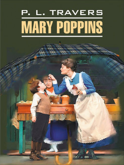 Foreign book, Mary Poppins. Mary Poppins. Издательство КАРО