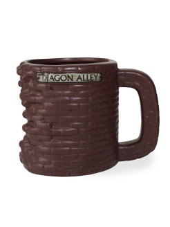 Кружка 3D ABYstyle: HARRY POTTER: Diagon Alley ABYMUG521 ABYstyle