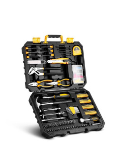 Set of tools, 196 pcs. DEKO