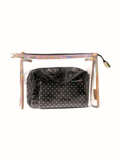 Cosmetic Bag 3 Pr. Chic Arya home collection