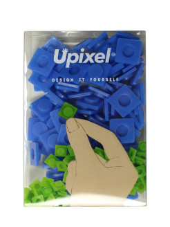 Decor for bags and backpacks, 80 pcs. Upixel