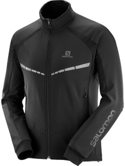 Ветровка RS WARM SOFTSHELL JKT SALOMON