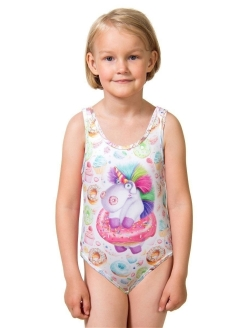 Swimsuit Unicorn BabyМотики
