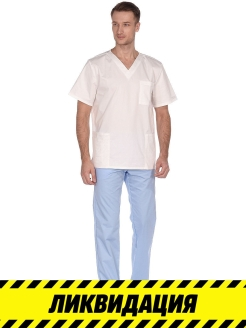 Medical trousers, breathable material ELA.MD